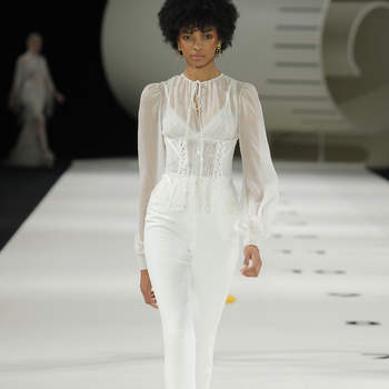 Photo : YolanCris, Barcelona Bridal Fashion Week