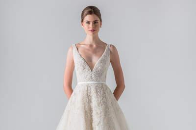 100 abiti da sposa per 100 stili diversi: qual è il tuo?