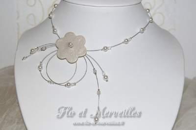 Flo et Merveilles : accessoires et bijoux artisanaux pour la mariée - et ses amies !