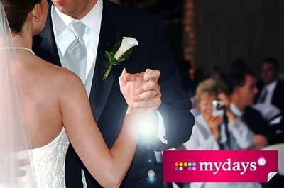 Erlebnisgeschenke von mydays – mehr als nur ein Geschenk zur Hochzeit