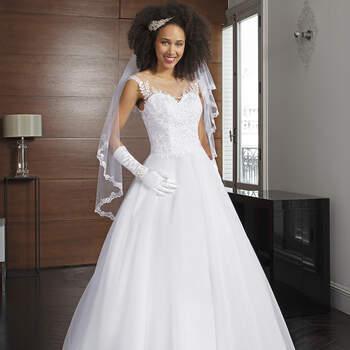 Photo : Robe de mariée Swana  Bella Créations 2020 - Les Mariées de Talia