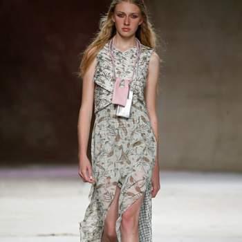Roberto Verino | Credits: Mercedes-Benz Madrid Fashion Week