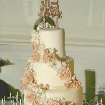 Créditos: Carmen Gando Party planner - Cake designer