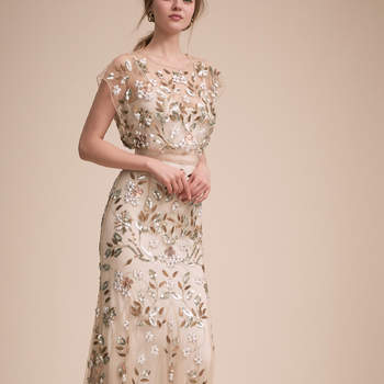 Créditos: Flourishing Vines, Bhldn