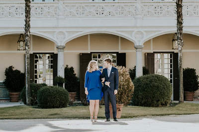 Azul Royal: editorial traz acessórios perfeitos para um casal em sintonia!