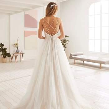 Credits: La novia - Hochzeitsmode für Braut & Bräutigam