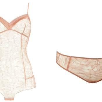 Body et string de la marque Madame Aime
