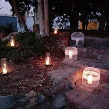 Créditos: Toque de luz - Arte en velas