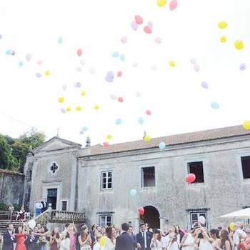 Foto: The Quinta - My Vintage Wedding in Portugal