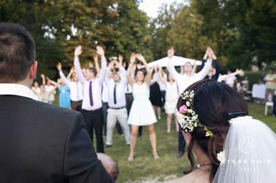 7 idées d'animation de mariage pour surprendre les mariés !