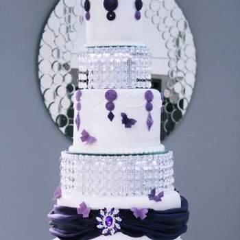 Photo : Cake design by Annie Koné