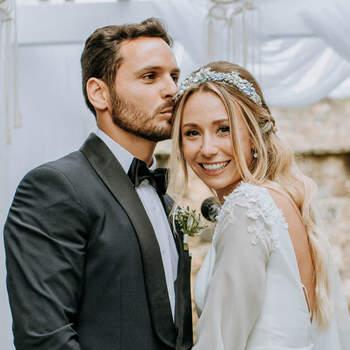 O casamento de  Sofia Arruda & David Amaro | Foto: It's all about...