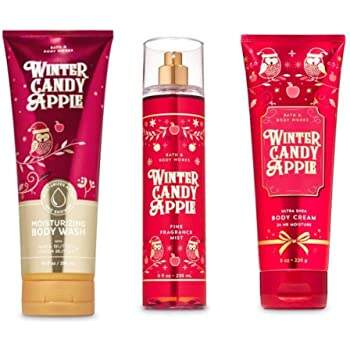 Winter Candy Apple Bath and Body Works $999