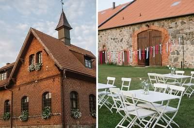 Przed Państwem ślub w stajni, neonowe litery i wielka miłość Kamili i Szymona. Oto oni!