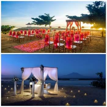 Kayumanis Nusa Dua Bali Wedding Beach - Bali