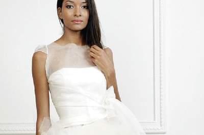 Gwanni : des robes de mariée féminines, créatives et modernes