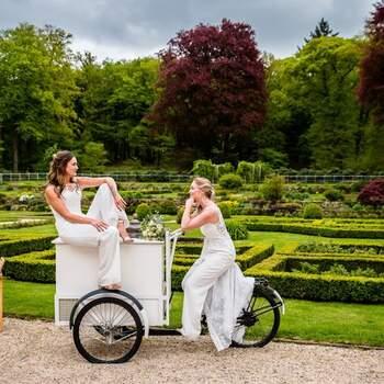 Styled Wedding Shoot: Stoere Love Chicks   Foto: Fentastic