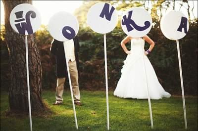 #MartesDeBodas: Temáticas y estilos divertidos para bodas 2013 y 2014