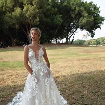 Photo : Printemps Mariage - Galia La hav, robe G 210 7.790€