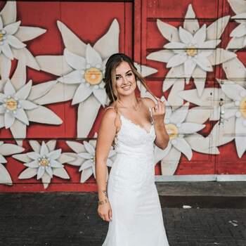Second Hand Brautkleid, erhältlich im Onlineshop. ID: 316849