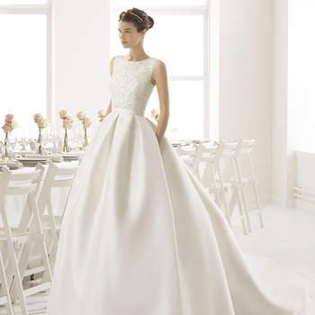 Elegantes y originales vestidos de novia con bolsillos. ¡Querrás lucirlos todos!