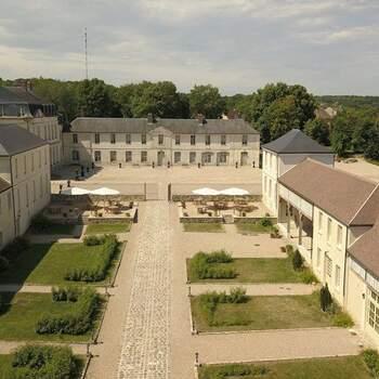 Photo : Château de Maudétour
