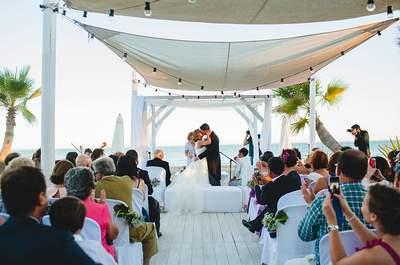 Lugares espectaculares para tu boda en Málaga