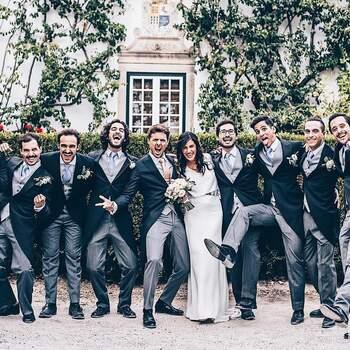 Casamento Mia Rose e Miguel Cristovinho | Foto IG @miguelcristovinho
