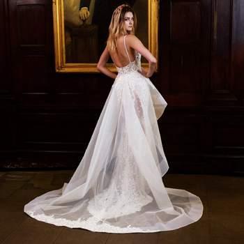 Berta Bridal FW 2016