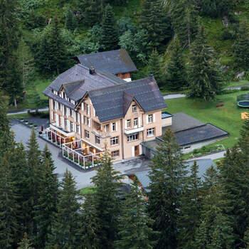 Foto: Hotel und Naturresort Handeck