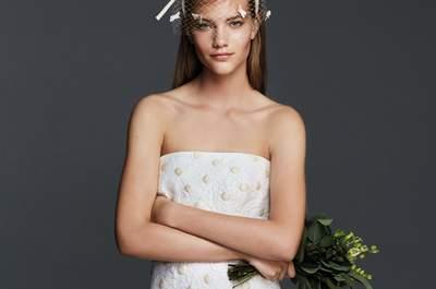 Abiti da sposa Max Mara 2016: tradizione mixata ad avanguardia