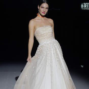 Marylise by Rembo Styling 2019. Credits: Barcelona Bridal Fashion Week