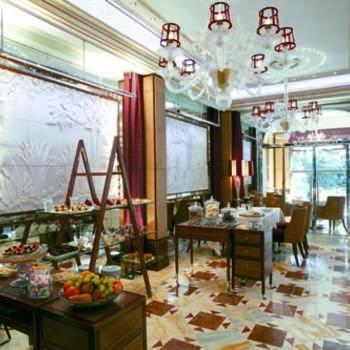 Il brunch all'Hotel Principe di Savoia