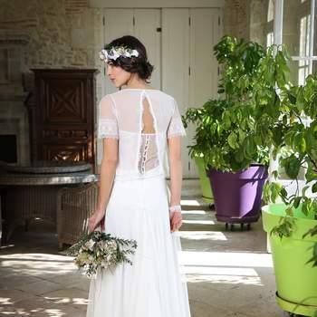 Robes de mariée vintage : revivez l'essence du romantisme !