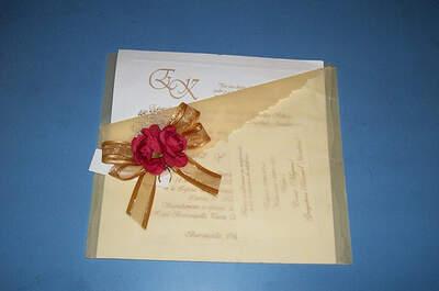 Einzigartige Hochzeitskarten für den Winter