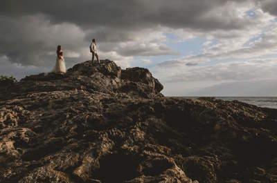 Una historia de amor en la playa más exquisita del mundo: La boda de Ivonne y Rafael en la Riviera Maya