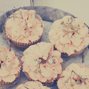 Cupcakes fleurs, Amy Atlas