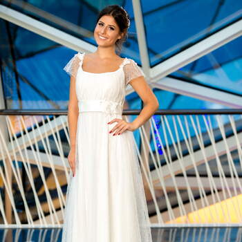 Brautkleid der Marke Semiha Bähr. ID: 326003