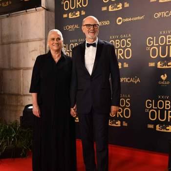 Vera Holtz e Marcos Caruso | Foto Divulgação
