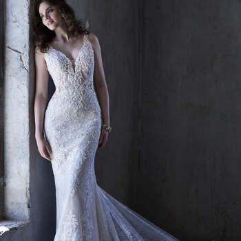 Vestido Delilah - Maggie Sottero  | Foto: divulgação