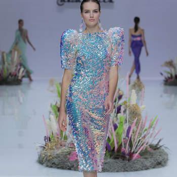 Photo : Carla Ruiz. Credits_ Barcelona Bridal Fashion Week