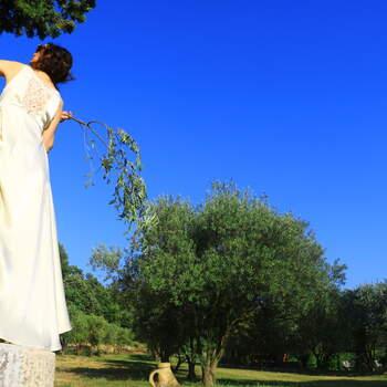 PHOTO : Basile Minatchy au Mas de SO - Zélia Sur La Terre Comme Au Ciel