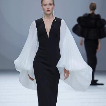 Isabel Sanchis. Foto: Barcelona Bridal Fashion Week