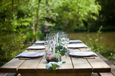 Wedding & Happiness : des organisateurs créatifs pour un mariage éco-responsable