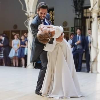 El baile de los novios | Foto: Pampliegaphotos