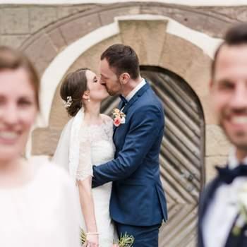 Foto: Rebecca Conte, Hochzeit von Sarah & Armin