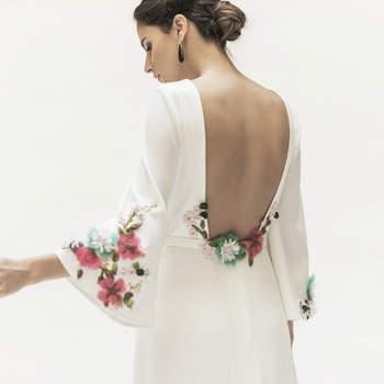 Peinados de novia recogidos. ¡Te encantarán estas propuestas para tu estilismo nupcial!