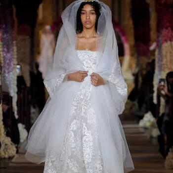 Reem Acra. Bridal Spring Collection.