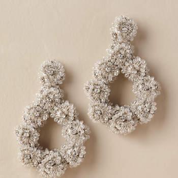 Tain Hoop Earrings. Credits: Bhldn