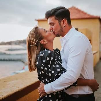 Rita Ferro Rodrigues e Ruben Vieira | IG @ritaferrorodrigues